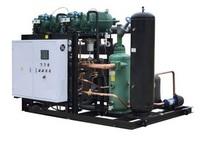 UBLG Series Low Temp Screw Compressor Racks