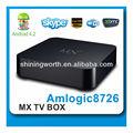De doble núcleo mini-android smart tv box