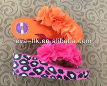 Promotion cheap custom acorn slippers kids