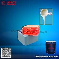 Silicone soap mold hardness 20 shore A wacker silicones