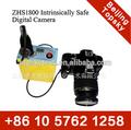 intrínsecamente seguro de la cámara digital