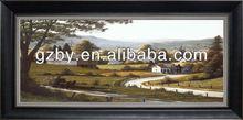 rural landscape painting/forest oil paintings landscape natural