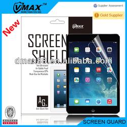 7.9'' For iPad mini 2 screen protector,retina iPad mini screen protector oem/odm (Anti-Fingerprint)