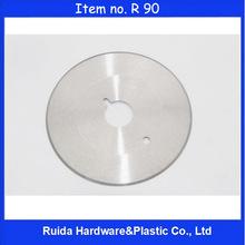 [Ruida] 90mm*20mm*1.2mm round paper cutter steel cutting blades hss round knife