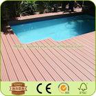 WPC wood floor decking swimming pool deck tiles