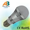 110v 7w led light 3000k globe 3022-36smd bulb 400lm wall lamps e27+led
