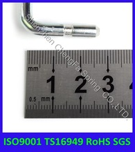 ISO9001,TS16949, RoHS compliant Car Door Locks Wire Bending Spring Turning + Forming (Bending)