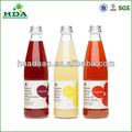 China etiquetador garrafa suco de frutas garrafa de manga etiqueta impressão