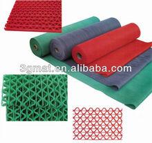 changed pvc anti-slip swimming mat