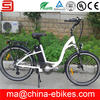 lithium battery 36v 12Ah electric ebike(JSE34)