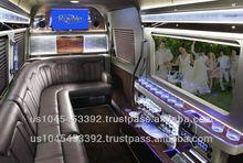 Mercedes Sprinter Limousines