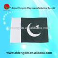 el pakistán de la bandera nacional