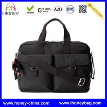 good quality popular black Baby Design nylon trend duffel diaper bag