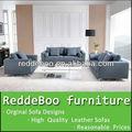 1+2+3 del sofá de seda, nefertiti s1012# muebles