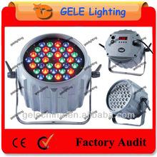 2013 New led par can disco light 4 in 1 rgbw led par