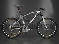 26 de carbono bicicleta de montaña completa de bicicletas de mtb de fibra de carbono