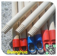 hight quality natural wood rice straw broom handle
