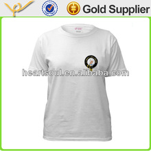 korea fashion white women short sleeves tshirts