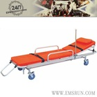 wheel stretcher for ambulance