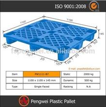 Light duty Shipping plastic pallet