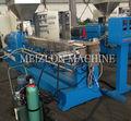 Meizlon mt60 pa/nylon fibras de vidro duplo de plástico/dupla/duas extrusora/granulador/granulador/pelllete/grânulo que faz a máquina