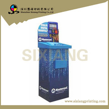 Design Cardboard Display Table for Any Products