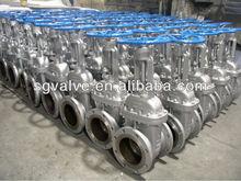ANSI industry rising stem Manual operation gate valve
