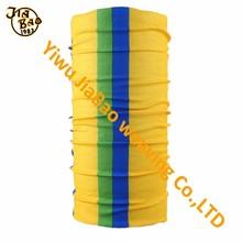 united yellow crochet headband bandana pattern
