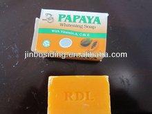fruit papaya kojic soap