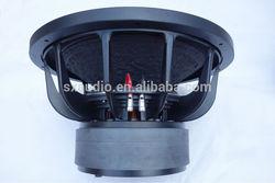 SXAUDIO SP-123 12 inch 3 magnet 2000W car subwoofer