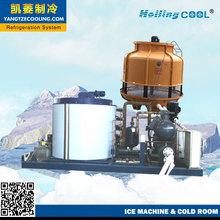 10 Ton china refrigerators manufacturer machine to manufacture food processing machine
