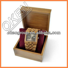 High Class Elegant New Trend Bamboo Watch