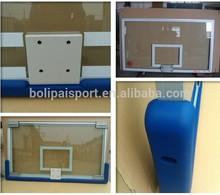 Tempered Glass Basketball board,basketball backboard with padding