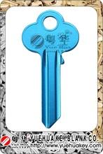 Nice Quality Aluminum Key Blank Custom SC1 KW1 LW4 UL050 Key Blanks Wholesale Worldwide