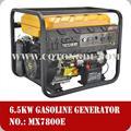 Cinese generatore con 190f 16hp 420cc motore, ohv 6.5kw 380v avr generatore elettrico