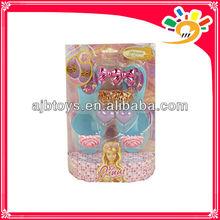Moda diseño zapato juguete para niños - caliente la venta de plástico zapatos de la princesa