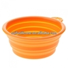 high quality FDA standard silicon rubber collapsing bowl