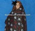 تصميم جديد وشاح سيدة shawls4 بنت شالات الأفريقية النسيج والتطريز فستان الدانتيل الدانتيل الأفريقية الزي الافريقي