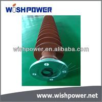High strength polymer Fibre optic isolators