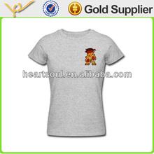 Most popular promotional women t shirt designs