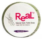 Real Up Natural Herb Toilet Soap(100g)
