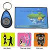 LED Torch Lost Key Finder Locator Easy Sound Whistle Remote Control Keychain keyfinder