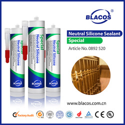 Waterproof Prefessional Excellent Adhesion Silicone Sealant For Window