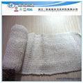 Venta al por mayor emergencias quirúrgicas de algodón elástico vendaje de crepé rollo