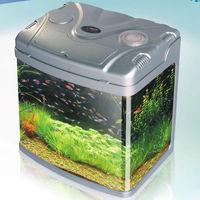 SUNSUN 33L Hot Sale Decorative Fish Tank Indoor Aquariums for home/ View Aquariums