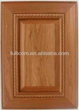 Classic cherry solid wood kitchen cabinet door