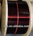 alambre eléctrico rectangular de esmaltado alambre de cobre