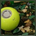 ha41 verde color del led de la batería operada difusor de aroma