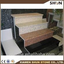 Natural Stone Granite Stair Step For Hotel Interior Decoration Design