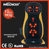 CE ROHS 12v vibration infrared heating massage cushion